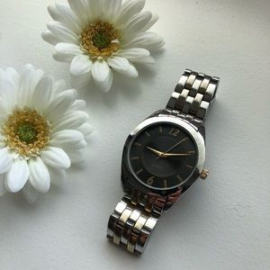 Other - Gold and silver detailed watch
